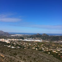 Photo taken at El Mirador by Marcos C. on 2/24/2012