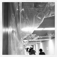Photo taken at Marunouchi Line Otemachi Station (M18) by butakao on 4/30/2012