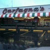 Photo taken at Carfagna's Market by Tony D. on 11/27/2011