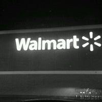 Photo taken at Walmart Supercenter by VegasUnderground.fm p. on 1/9/2012