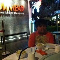 Photo taken at Jumbo Seafood Restaurant by Putu R. on 1/5/2012