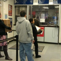 Photo taken at US Post Office by Cattareya S. on 12/27/2011