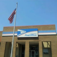 Photo taken at US Post Office by Brian C on 6/29/2012