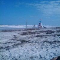 Photo taken at New Smyrna Lifeguard Station by James B. on 11/3/2011