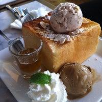 Photo taken at iberry Café by Jirada N. on 3/15/2011