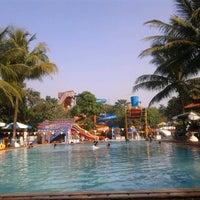 Photo taken at Fun Park Bekasi Timur Regency by Melly on 6/23/2012
