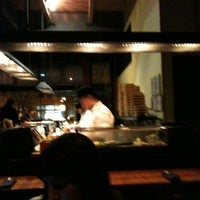 Photo taken at Sushi Wabi by Judy H. on 12/10/2011