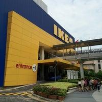Photo taken at IKEA by Wong K. on 4/22/2012
