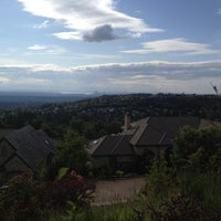 Photo taken at Cougar Mountain City View by David M. on 6/4/2012