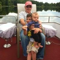 Photo taken at Sandy Lake by Molly N. on 8/19/2012