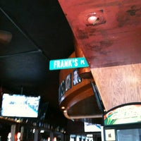 Photo taken at Frank's by Frankie N. on 3/17/2012