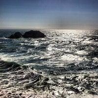 Снимок сделан в Sutro Baths пользователем Clayton L. 7/29/2012