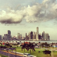 Photo taken at Ciudad de Panamá by sashaZDES on 7/27/2012