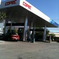 Photo taken at Copec by Rodrigo D. on 4/2/2012