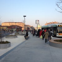 Photo taken at Piazzale Roma by Marco P. on 2/18/2012