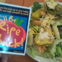 Photo taken at Souplantation by Mikey G. on 2/28/2012