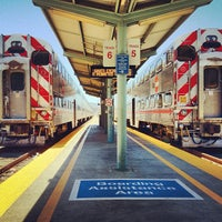 Photo taken at San Francisco Caltrain Station by Luis G. on 6/12/2012