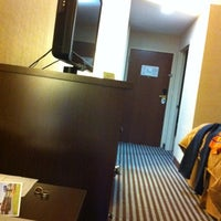 Photo taken at Comfort Inn by JC I. on 6/14/2011