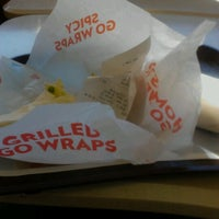 Photo taken at Wendy's by Nathan S. on 8/27/2012