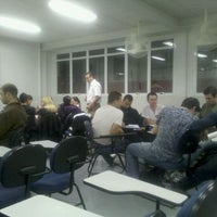 Photo taken at Faculdade Anhanguera by Tico M. on 9/22/2011