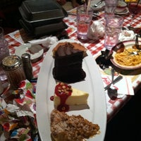 Photo taken at Buca di Beppo Italian Restaurant by Laura on 11/7/2011