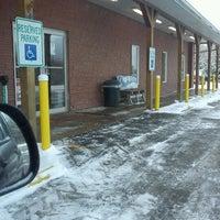 Photo taken at Seneca Hawk Gas & Smoke Shop by Johnny R. on 1/21/2012