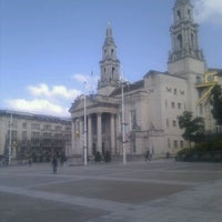 Photo taken at Millennium Square by Matt B. on 6/20/2011