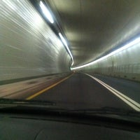 Photo taken at Fort McHenry Tunnel by Janet M. on 12/26/2011