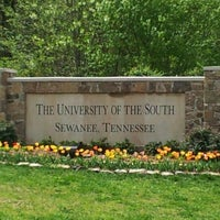 Photo taken at University Of The South by Karen C. on 4/3/2012