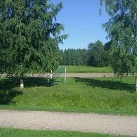 Photo taken at Kilon Urheilukenttä by Pekka V. on 6/29/2011