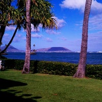 Photo taken at Waialae Country Club by Wil T. on 7/7/2012