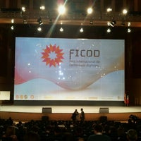 Photo taken at FICOD 2011 by Javi P. on 11/23/2011