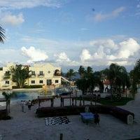 Photo taken at Secrets Capri Riviera Cancun by Kyle P. on 5/21/2012