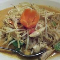 Photo taken at Lai Thai by Justin C. on 1/4/2012