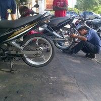 Photo taken at Kedai Motor SM Sri Yeak by Mohd S. on 2/1/2012