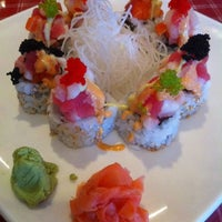 Photo taken at Asahi Sushi by JB B. on 1/20/2012