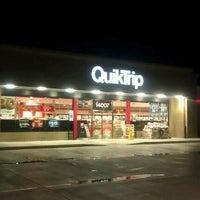 Photo taken at QuikTrip by Kristiana on 10/21/2011