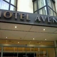 Photo taken at Hotel Avenida by P. I. on 5/27/2012