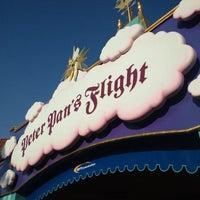 Photo taken at Peter Pan's Flight by Takuya S. on 12/29/2011