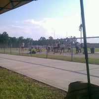 Photo taken at Fleming Island High School by Trisha G. on 9/10/2011