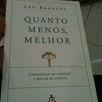 Foto tirada no(a) Livraria Saraiva por Fernando em 8/30/2012