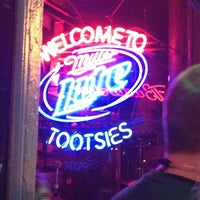 Photo taken at Tootsie's World Famous Orchid Lounge by Melynda on 4/7/2012