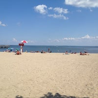Photo taken at West Beach Park by Michy on 8/16/2012