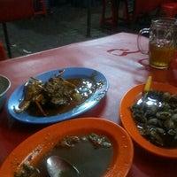 Photo taken at Nasi uduk & Sea food  68 by Roeli Y. on 4/21/2012