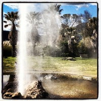 Photo taken at Old Faithful Geyser of California by Cory O. on 4/14/2012