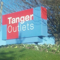 Photo taken at Tanger Outlet Riverhead by Kyle B. on 12/18/2011