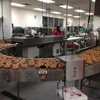 Photo taken at Krispy Kreme Doughnuts by Carlyle B. on 2/1/2012