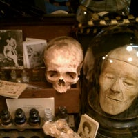 Photo taken at Obscura Antiques and Oddities by Brad D. on 12/22/2011