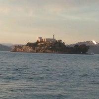 Photo taken at Alcatraz Cruises by E V. on 1/31/2012