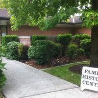 Photo taken at Everett Family History Center, LDS by Dianne K. on 8/9/2011